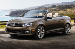 New 2015 Volkswagen Eos Review Eos Comparison For