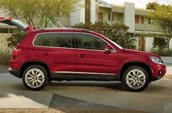 2015 Volkswagen Tiguan Review Amp Comparison For Phoenix Az Shoppers Camelback Volkswagen