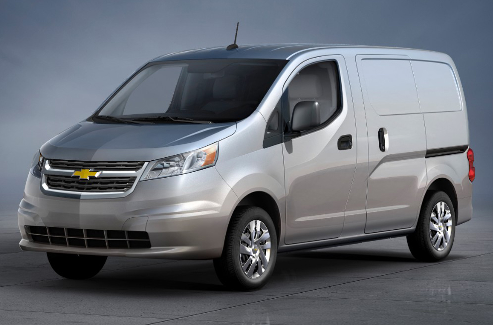 2016 Chevy City Express Review Scottsdale AZ
