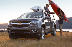 compare 2016 Chevrolet Colorado