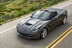 compare 2016 Chevrolet Corvette