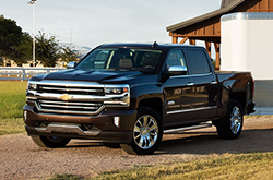 Springfield 2016 Chevrolet Silverado Data Review