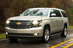 The 2016 Chevy Suburban Is Here And It S Offering A Variety Of New Upgrades Enhancements That Will Sit Well With Today Car Ers