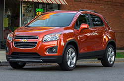 2016 Chevy Trax Reviews Research Features