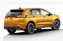For More Information On The  Ford Edge Contact Westway Ford