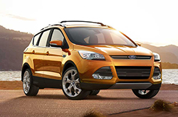 compare 2016 Ford Escape