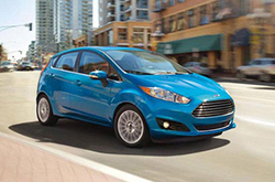 compare 2016 Ford Fiesta