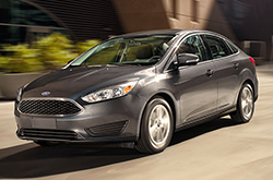 compare 2016 Ford Focus