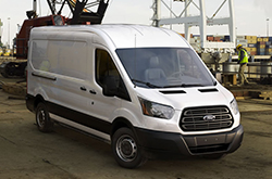 compare 2016 Ford Transit