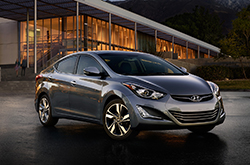 Continuing Its Legacy Of Capability And Convenience The 2016 Hyundai Elantra Rides Into A New Model Year With Clic Style Extensive Features That