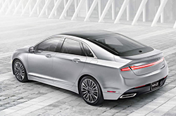Learn More About The New Lincoln Mkz From Grapevine Texas