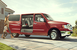 For More Information On The 2016 Nissan NV, Contact Texas Nissan