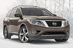 2016 Nissan Pathfinder Review For Phoenix Features Photos