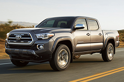 Houston 2016 Toyota Tacoma Data Review