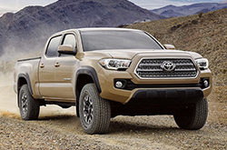 Toyota Tacoma Colors >> 2016 Toyota Tacoma Arlington Tx Review Compact Pickup Truck Specs