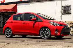 sanford toyota yaris reviews compare 2016 yaris prices mpg safety. Black Bedroom Furniture Sets. Home Design Ideas