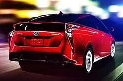 Toyota Prius Comparisons Quick Specs