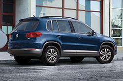 New 2016 Volkswagen Tiguan Reviews | Phoenix AZ Tiguan Info & Features