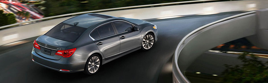2017 Acura Rlx Review Luxury Sedan Features Specs