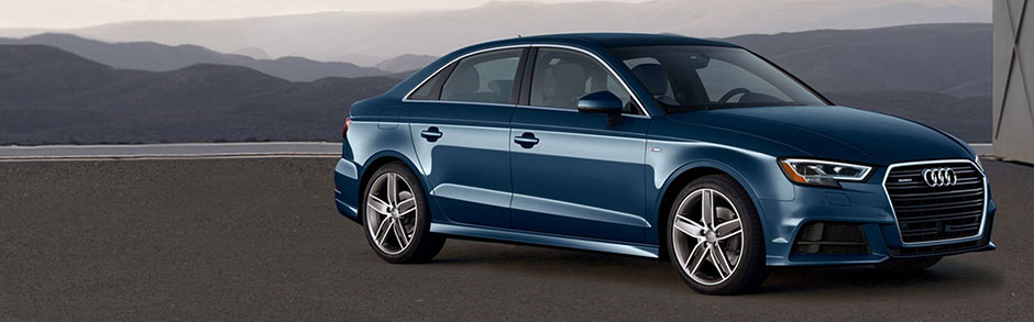 Research 2017 Audi A3 Luxury Sedans