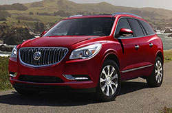 2017 Buick Enclave Reviews Are Impressed By The Safety Features Especially Center Front Airbag That Is First Of Its Kind
