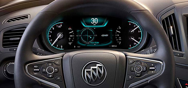 2017 Buick Regal Specs Regal Features Scottsdale Az