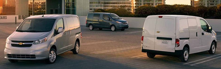 2017 Chevrolet City Express Review