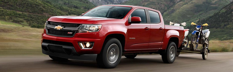 Springfield Chevy Colorado 2017 Chevy Colorado Review