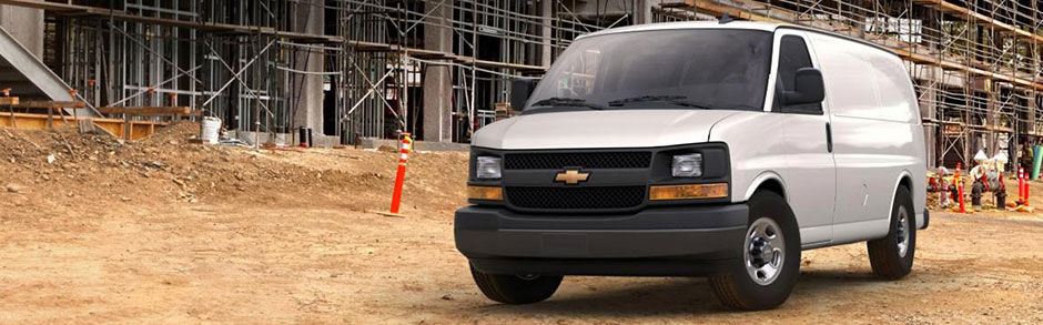 2017 Chevy Express