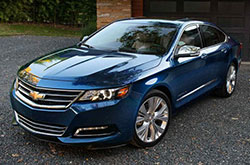 Drivers Will Find Top Notch Standard Safety Features On The 2017 Chevy Impala In Phoenix Like Antilock Brakes A Suite Of Airbags And Traction