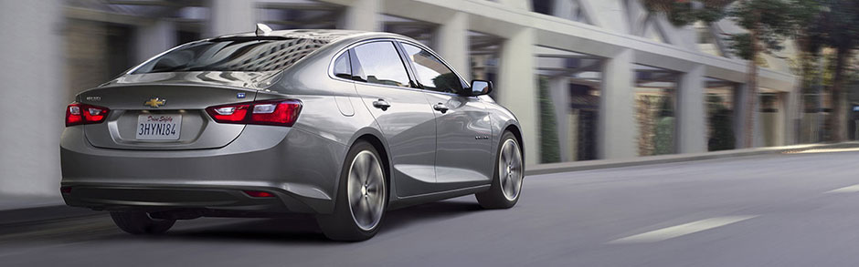 2017 Chevy Malibu Features Specs