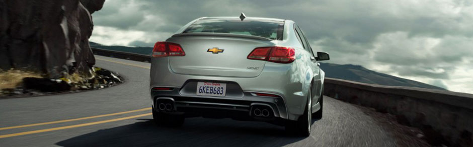 2017 Chevy Ss Features Features And Specs Kansas City Mo