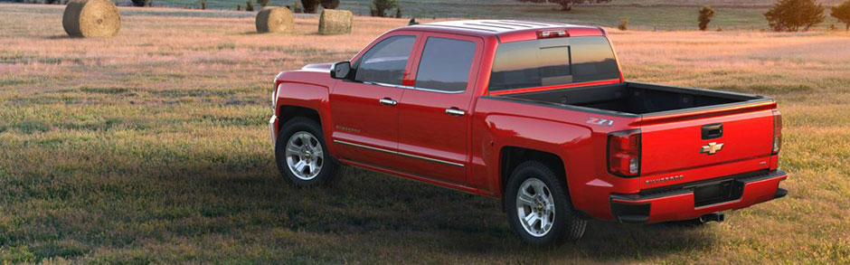 2017 Chevy Silverado Review | Features & Info | Scottsdale AZ