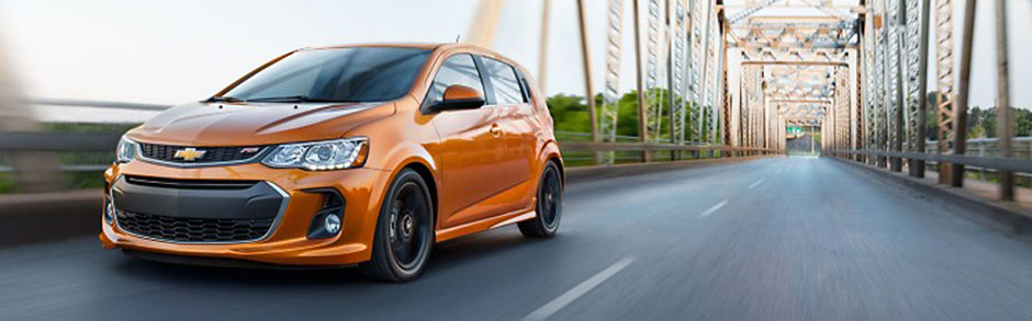 2017 chevy sonic review features specs evansville in. Black Bedroom Furniture Sets. Home Design Ideas