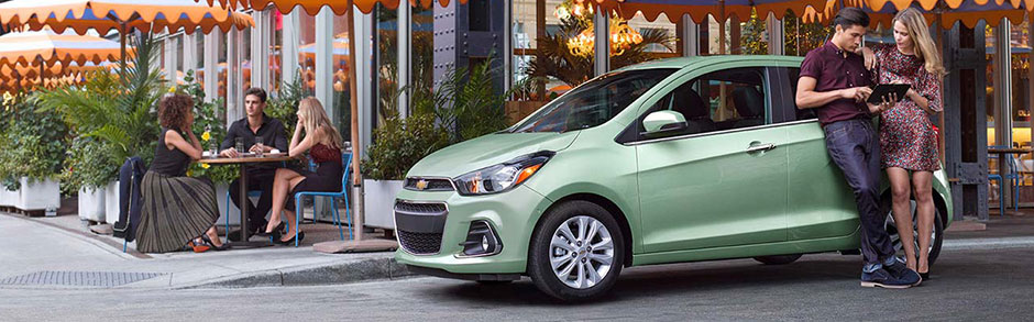 2017 Chevy Spark Review Sparks Features