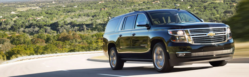 2017 Chevy Suburban Review