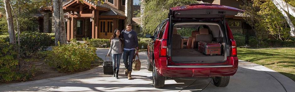 Van Chevy S 2017 Tahoe Review