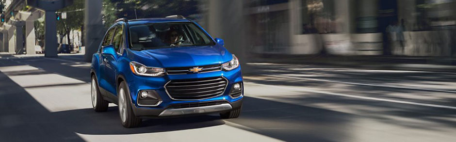 2017 Chevy Trax Crossover Features Specs