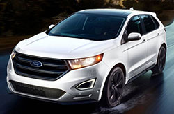 compare 2017 Ford Edge