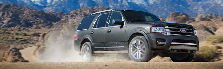 Ford Expedition Large Suv Review