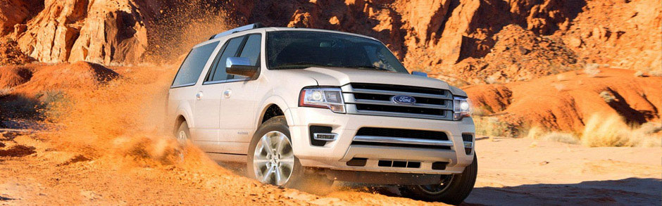 2017 Ford Expedition In Mesquite