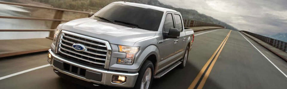 2017 Ford F-150 Review & Photos | New Trucks | Mesquite TX