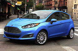 compare 2017 Ford Fiesta