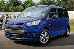 compare 2017 Ford Transit