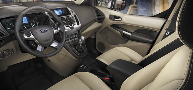 Well Equipped Trims The 2017 Ford Transit