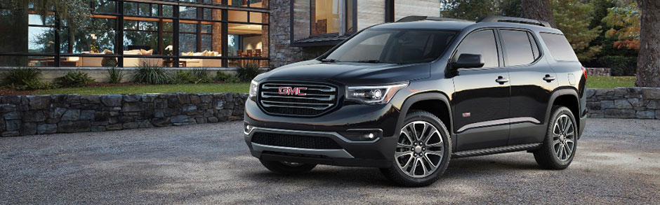 2017 gmc acadia review specs features lincoln ne. Black Bedroom Furniture Sets. Home Design Ideas