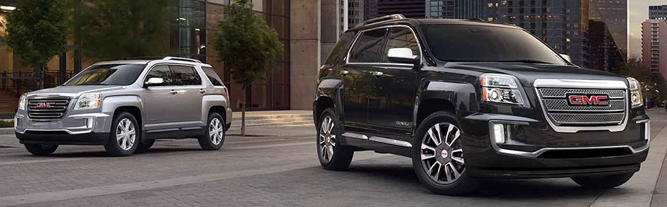 Lincoln Dealership Reviews New 2017 Gmc Terrain Compact Suv