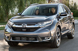 For The First Time Ever CR V Offers A Turbo Engine And It Just Happens To Offer Class Leading Efficiency Included On EX L Touring