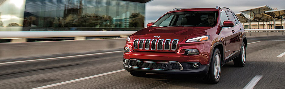 Experience Rugged Refinement In The Jeep Cherokee