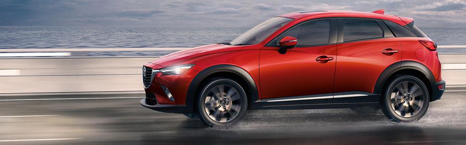 2017 Mazda Cx 3 Review New Mazda Crossovers Phoenix Az